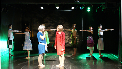 第4回公演「眠れぬ森のアリス」4