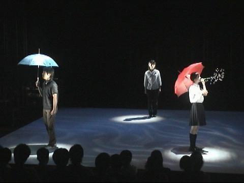 第一回公演「恋愛劇 さよなら模様」より
