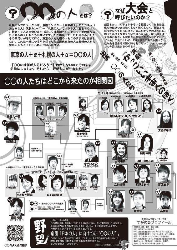 5月○○の人&6月東京の人共通白黒人物相関図 ウラ