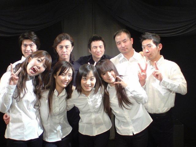 第2回公演「兎の角の夜想曲」メンバーショット