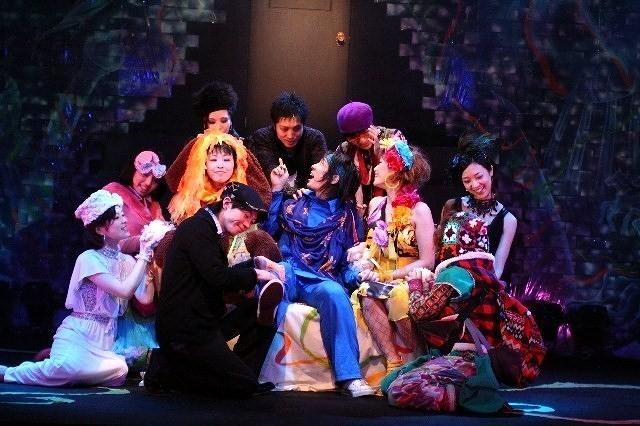 第9回公演「王様ニキビ」