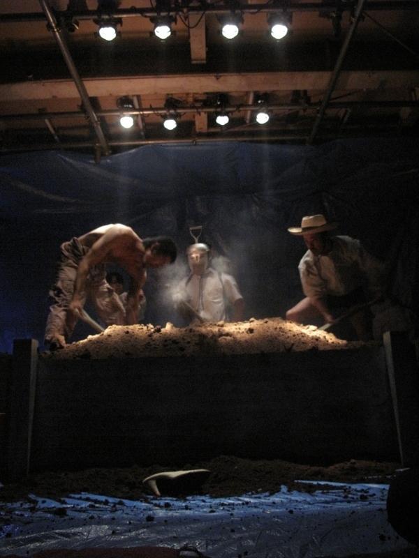 ユーフラテス 埋葬