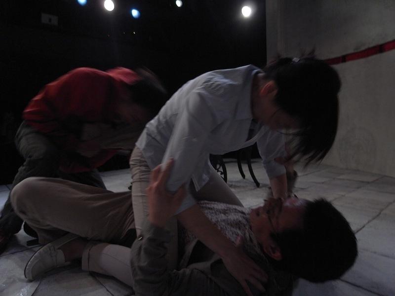 『不滅』舞台写真20