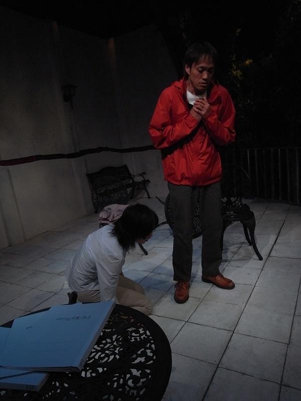 『不滅』舞台写真21