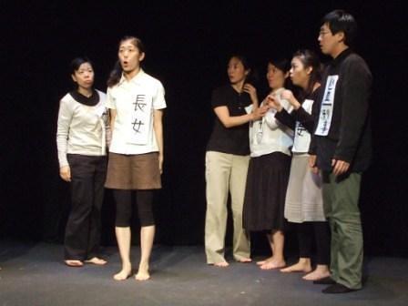 ロゴラボ「チカブン~漱石さんのいくつかの話~」