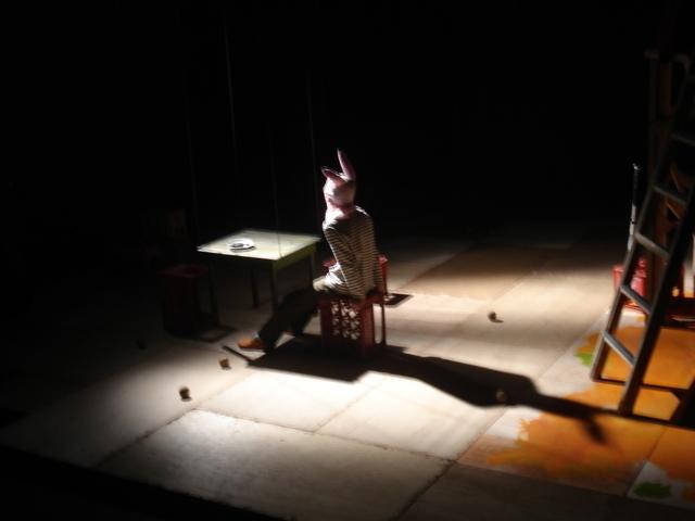 「ぬかるみ」舞台写真④