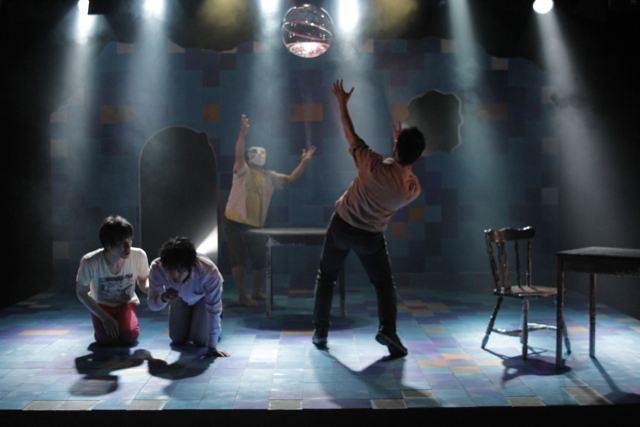 「ノクターンだった猫」大阪公演 舞台写真