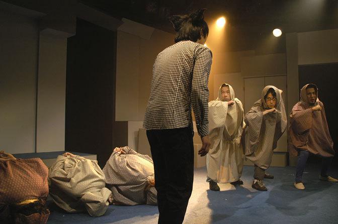 第5回公演 『メロス』