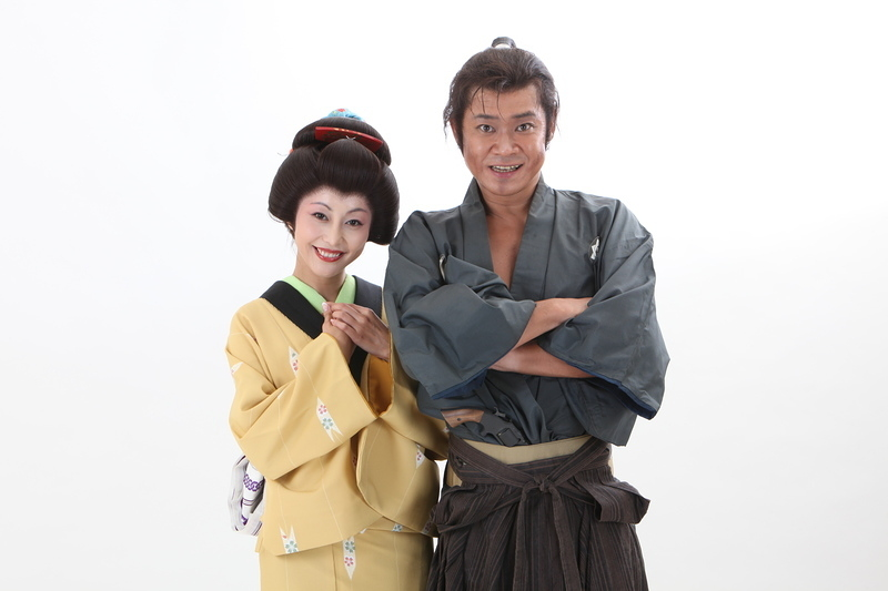 坂本 龍馬 & お竜