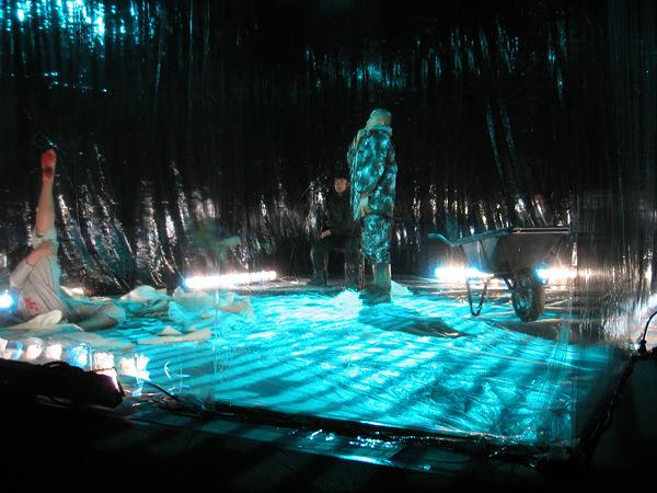 『漂着』京都公演