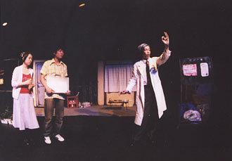 第二回公演『童貞少年天球』