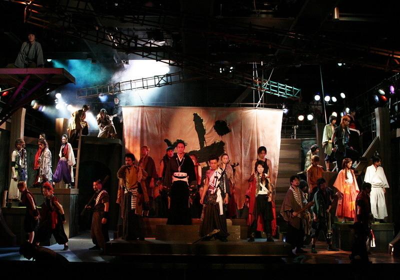 過去舞台写真 「賊」