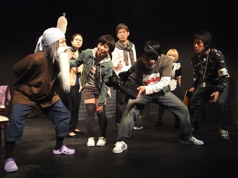 第1回企画公演 舞台写真