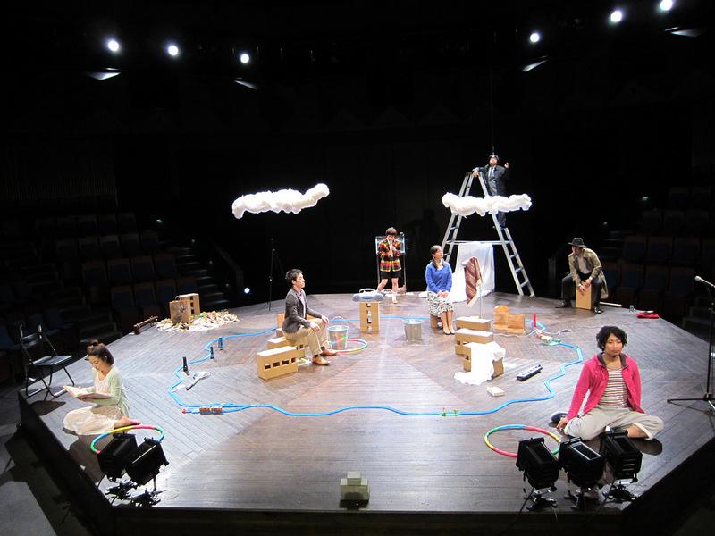 ピラカタ・ノート[名古屋公演]舞台写真