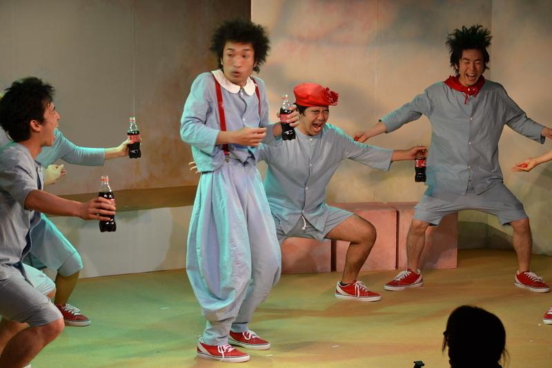 さくっと跳ぶくま 東京公演