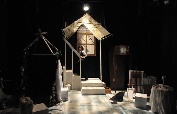 『アルカディアの夏~日付のない部屋~』舞台写真