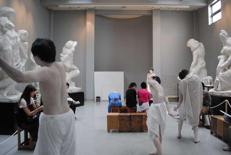 石膏演劇「コナモノ」2