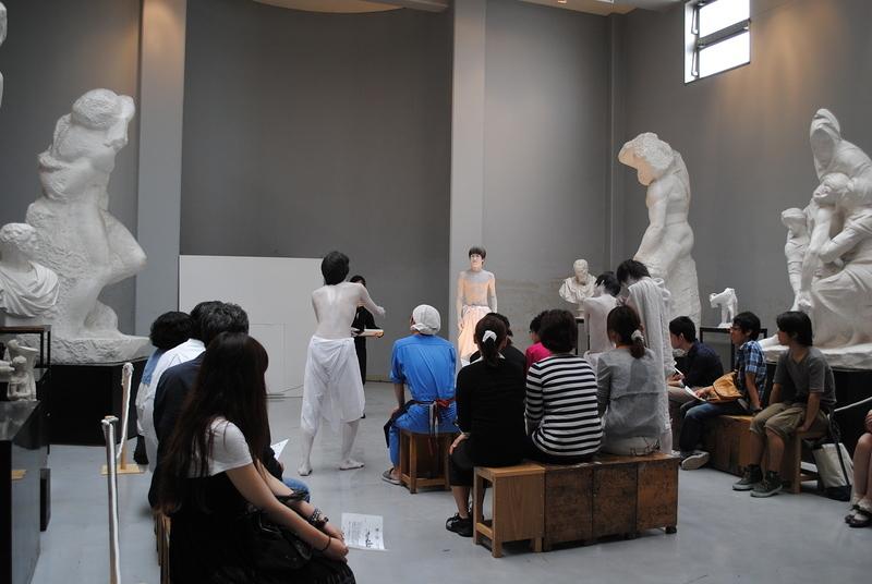石膏演劇「コナモノ」3