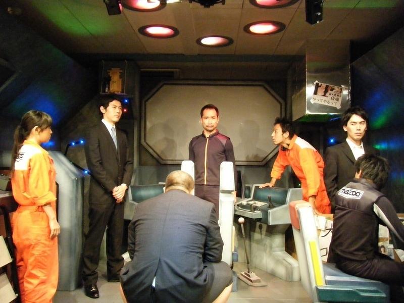 「劇団衛星のコックピット」京都公演