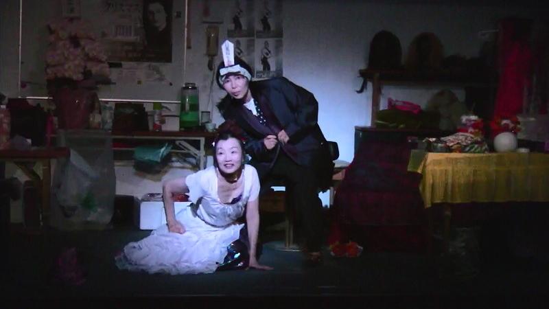 女優Aと女優Bのチェーホフ「かもめ」