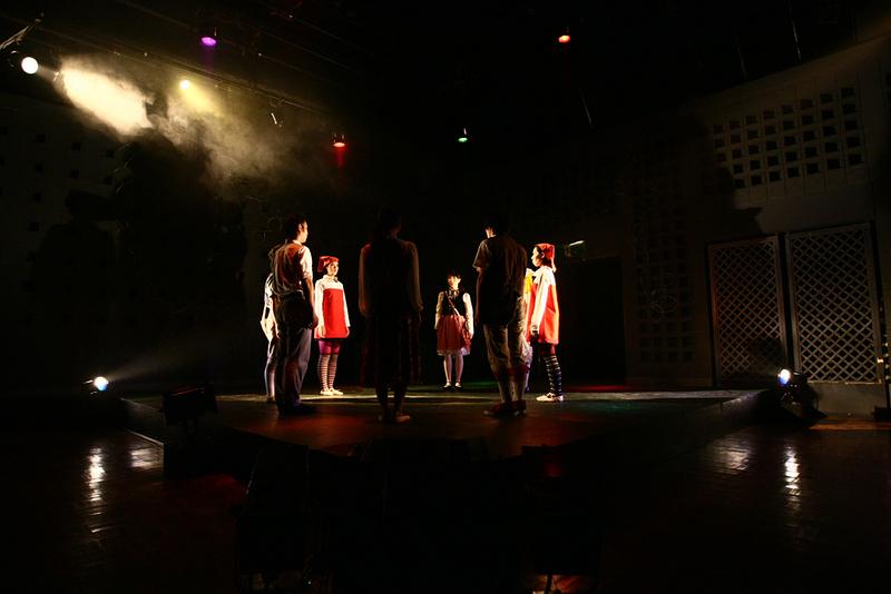 ハコニワフォレスト舞台写真1