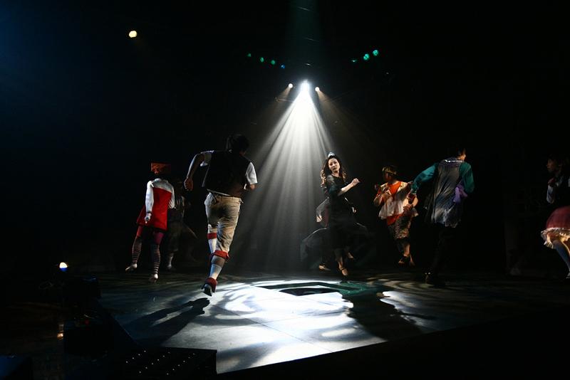 ハコニワフォレスト舞台写真9
