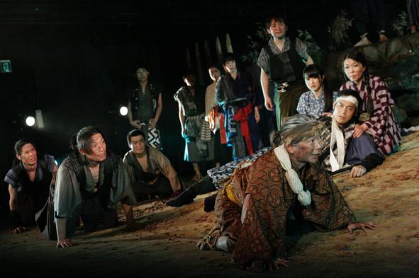 過去舞台写真「関ヶ原でダンス」①
