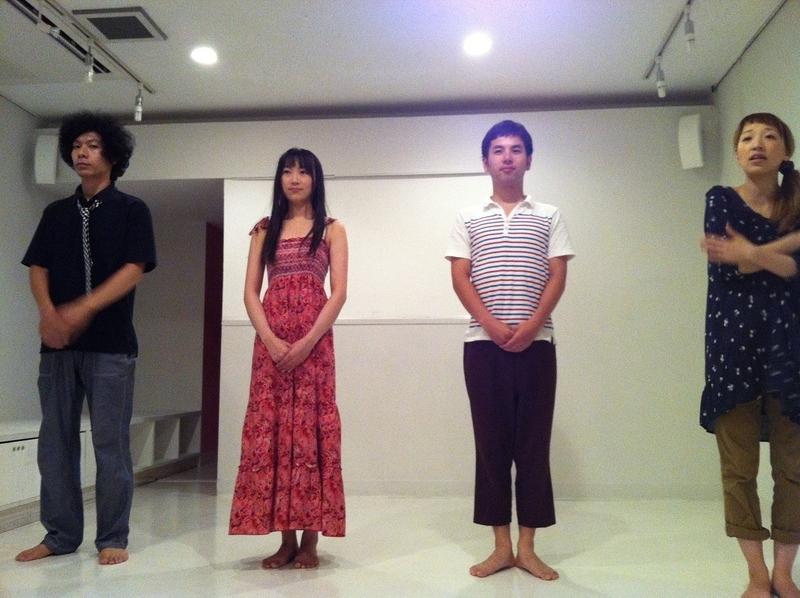 2011年公演写真①