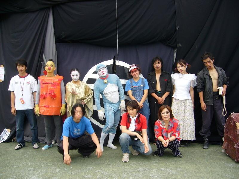 第28回公演「どらえも のびと肉体慕情」東京公演