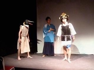 『直江兼続のコント』より舞台写真
