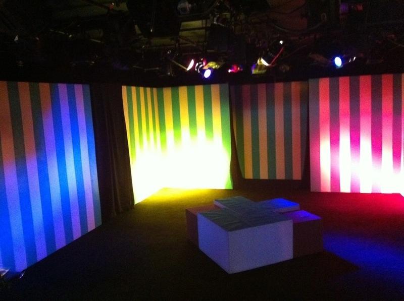 「アイのしるし」舞台照明