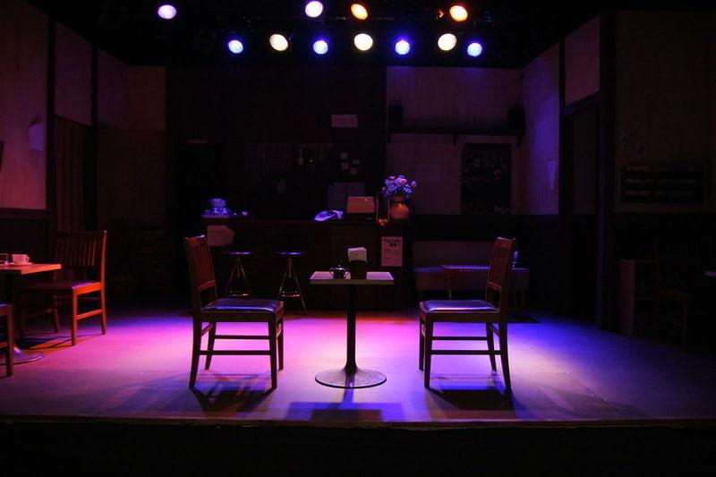 第4回公演『喫茶久瀬』