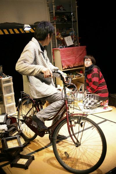 自転車英雄④