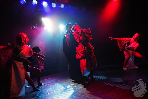 前回公演『THE MOON BEAM MACHINE』公演写真UP!!