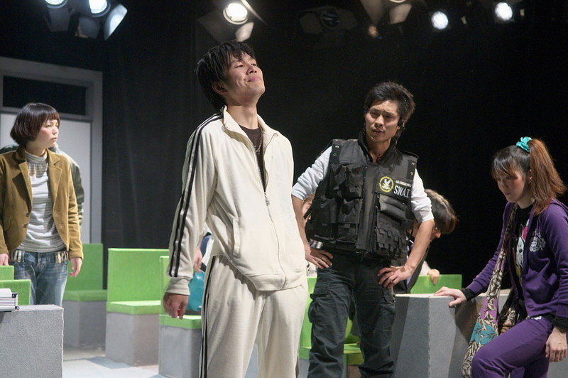 stage.5「13人のスピード!」より