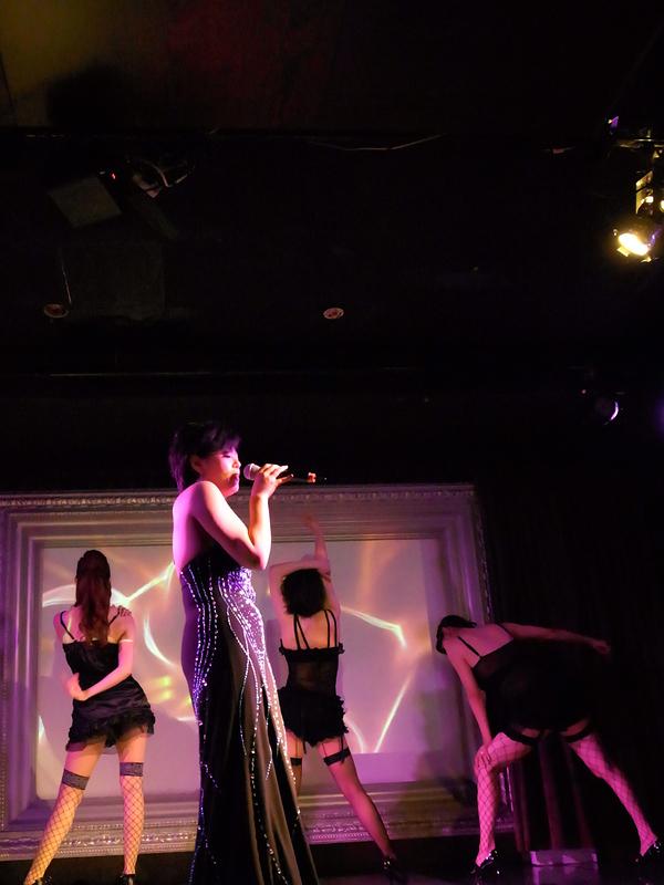夢ひとときの万華鏡 舞台写真