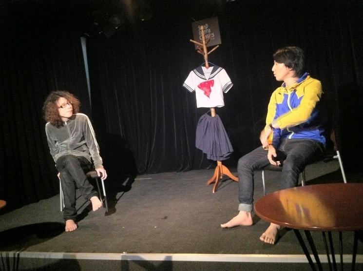 二人芝居セレクションVOL,6「むら咲き」
