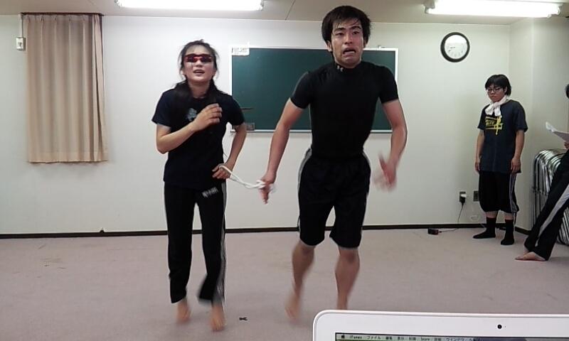 第3楽章 稽古中!