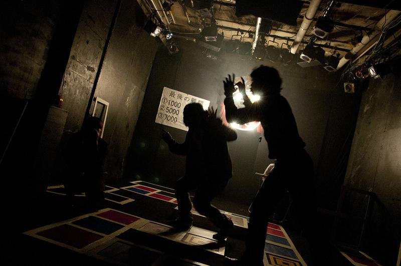 人間双六演劇「神だのみ」10