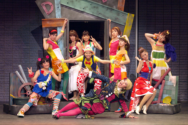 5周年記念公演「DO NOT!! ~ドゥ ノット~」