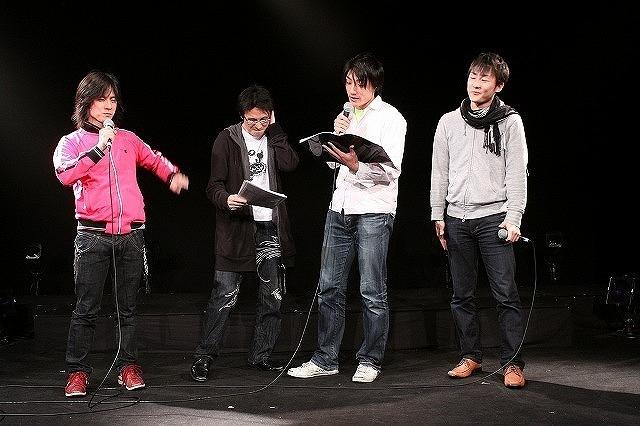 【LINX'S ~01(ゼロイチ)~】 MC