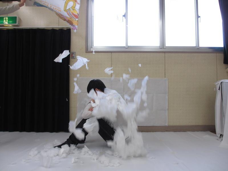 デビューシングル/フライヤー舞台裏③