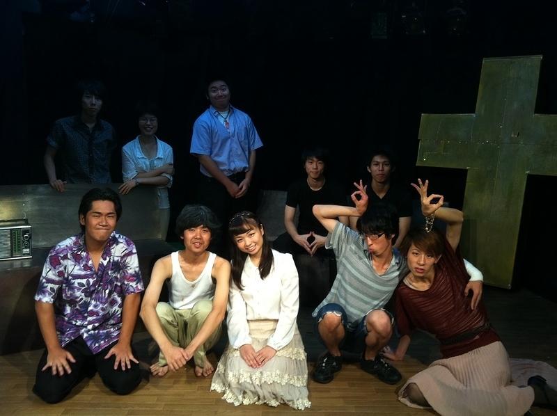 第一回公演「蟻巣」
