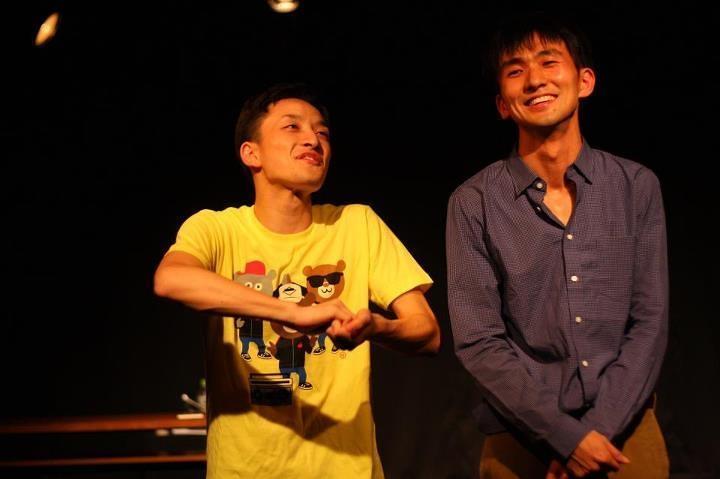 「三馬(さんま)」公演写真2