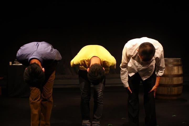 「三馬(さんま)」公演写真3