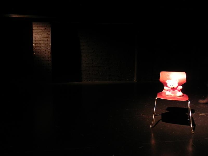 第21回韓国公演 煉瓦とクマ。