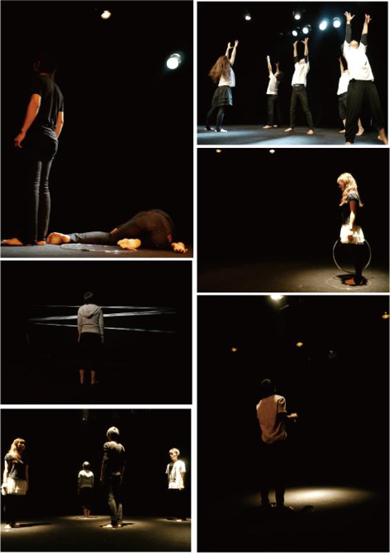 『自己再生のテーマ』公演写真