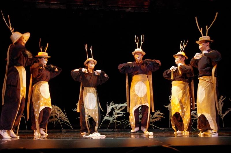 宮沢賢治「鹿踊りのはじまり」