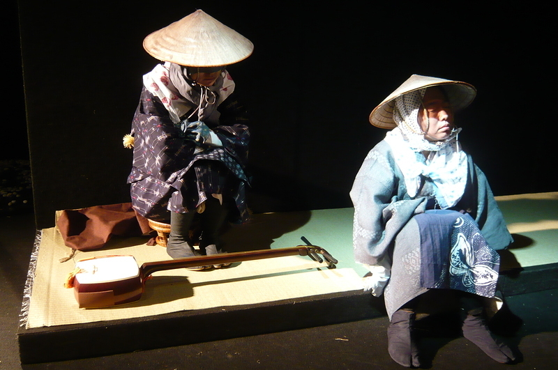 越後瞽女唄冬の旅