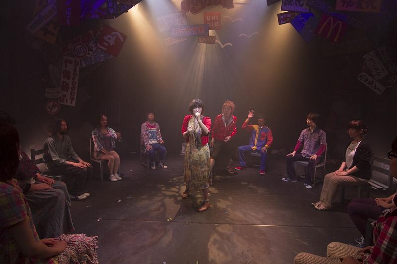 悪い芝居vol.13『カナヅチ女、夜泳ぐ』